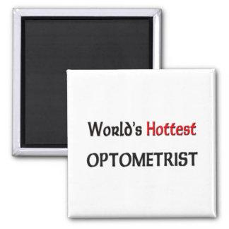 Worlds Hottest Optometrist Magnet