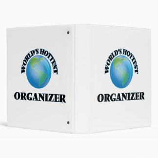 World's Hottest Organizer 3 Ring Binders