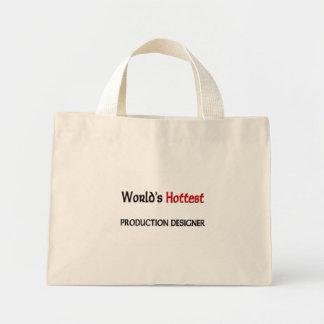Worlds Hottest Production Designer Mini Tote Bag
