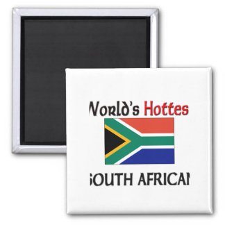 World's Hottest South African Magnet