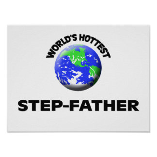 World's Hottest Step-Father Poster