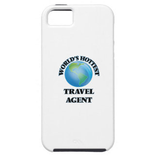 World's Hottest Travel Agent iPhone 5 Cases