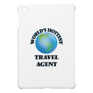 World's Hottest Travel Agent iPad Mini Cover
