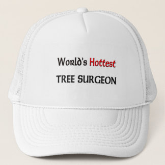 World's Hottest Tree Surgeon Trucker Hat