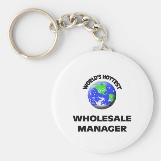 World's Hottest Wholesale Manager Keychain