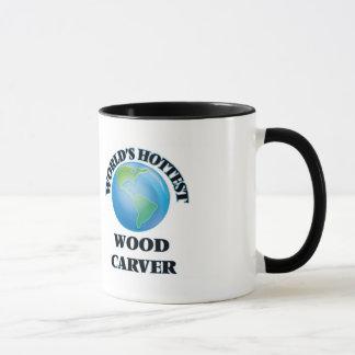World's Hottest Wood Carver Mug
