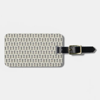 Worlds Largest Knitting Sheep Competition Luggage Tag