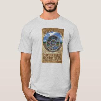 Worlds Largest Souvenir Travel Plate T-Shirt