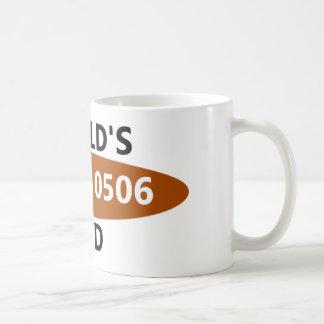 World's Mathematically-Okayest Dad Coffee Mug