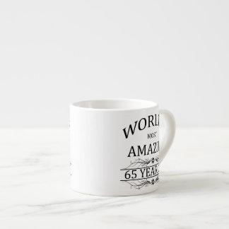 World's Most Amazing 65 Year Old Espresso Mug