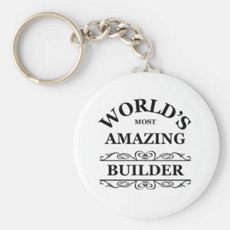 World's most amazing Builder Keychain