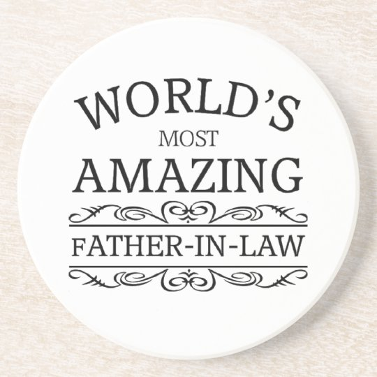 World's most amazing Father-in-law Coaster