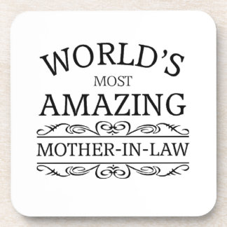 World's most amazing mother in law coaster