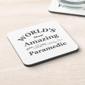 World's most Amazing Paramedic Beverage Coaster