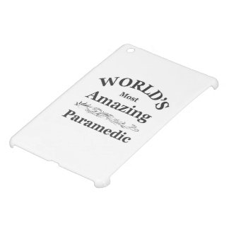 World's most Amazing Paramedic Cover For The iPad Mini