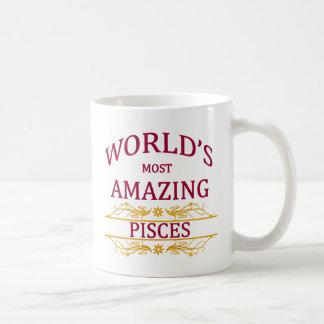World's Most Amazing Pisces Coffee Mug