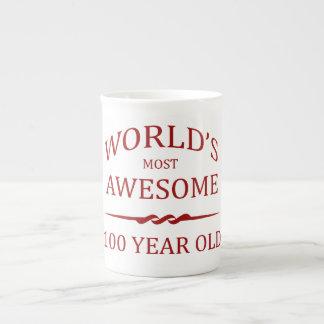 World's Most Awesome 100 Year Old Bone China Mug