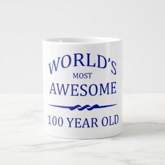 World's Most Awesome 100 Year Old Jumbo Mug