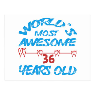 World's most awesome 36 years old postcard