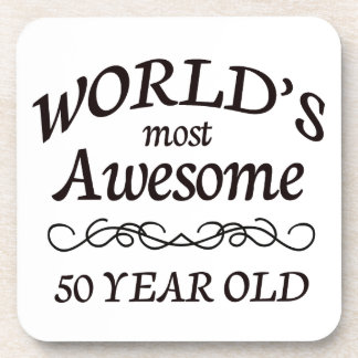 World's Most Awesome 50 Year Old Coasters