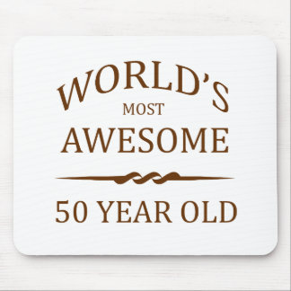 World's Most Awesome 50 Year Old Mouse Pad