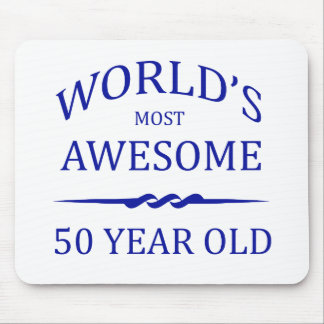 World's Most Awesome 50 Year Old Mouse Pads