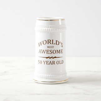 World's Most Awesome 50 Year Old Mugs