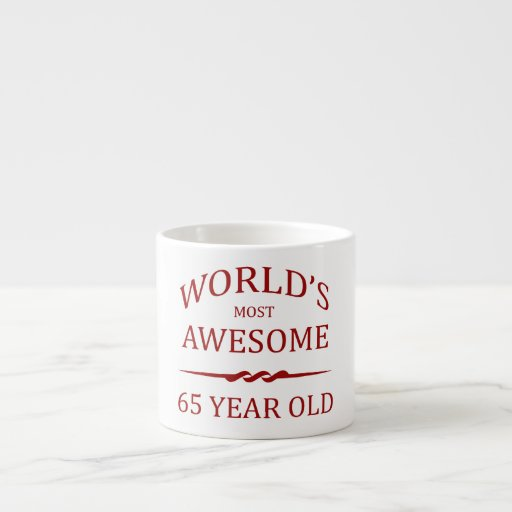 World's Most Awesome 65 Year Old Espresso Cups