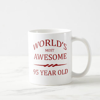 World's Most Awesome 95 Year Old. Coffee Mug
