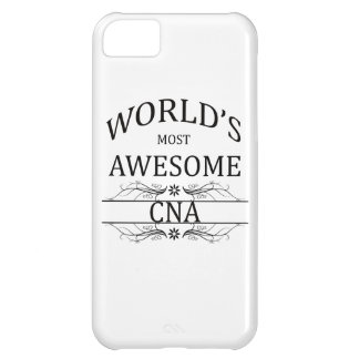 World's Most Awesome CNA Case For iPhone 5C