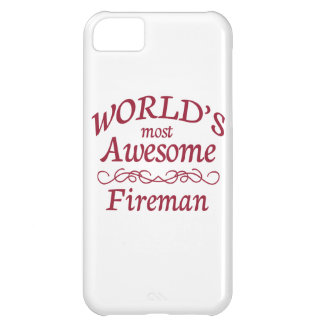 World's Most Awesome Fireman Case For iPhone 5C
