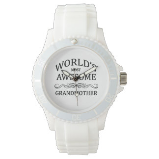 World's Most Awesome Grandmother Watch