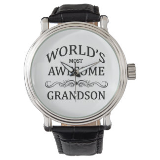 World's Most Awesome Grandson Wristwatches