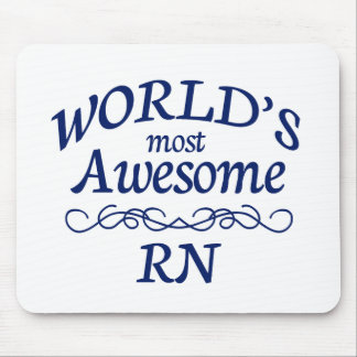World's Most Awesome RN Mouse Pad