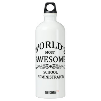World's Most Awesome School Administrator