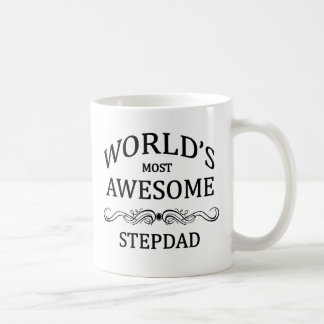 World's Most Awesome Stepdad Coffee Mug