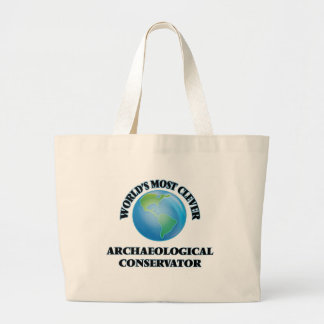 World's Most Clever Archaeological Conservator Canvas Bags
