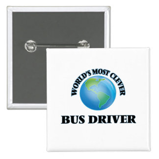 World's Most Clever Bus Driver Button