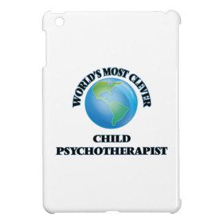 World's Most Clever Child Psychotherapist iPad Mini Case