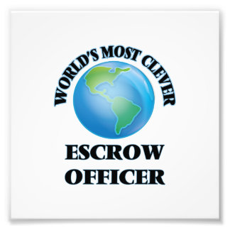 World's Most Clever Escrow Officer Photo