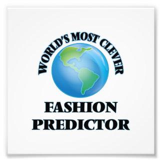 World's Most Clever Fashion Predictor Photo