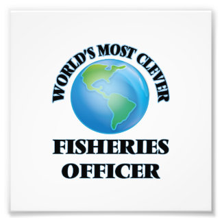 World's Most Clever Fisheries Officer Photo