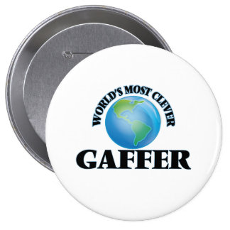 World's Most Clever Gaffer Pins