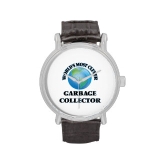 World's Most Clever Garbage Collector Watch