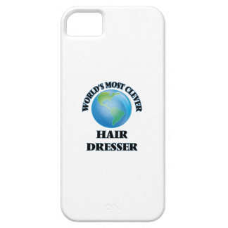 World's Most Clever Hair Dresser iPhone 5 Cover