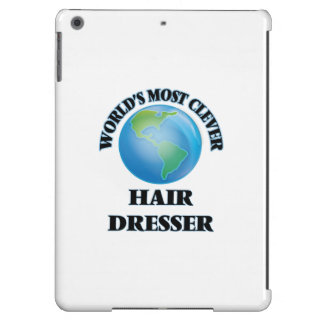 World's Most Clever Hair Dresser iPad Air Covers