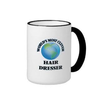 World's Most Clever Hair Dresser Mug