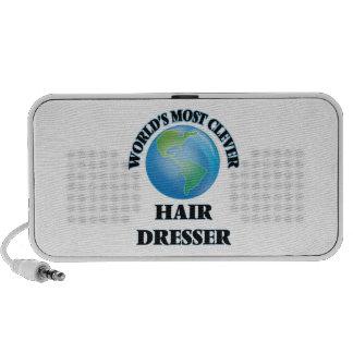 World's Most Clever Hair Dresser Speaker