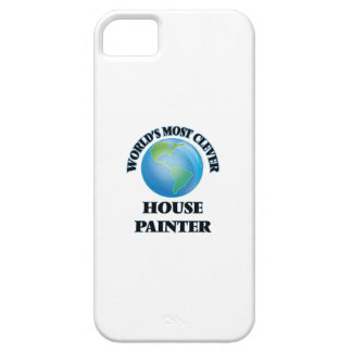 World's Most Clever House Painter iPhone 5 Cover