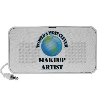 World's Most Clever Makeup Artist Travel Speakers